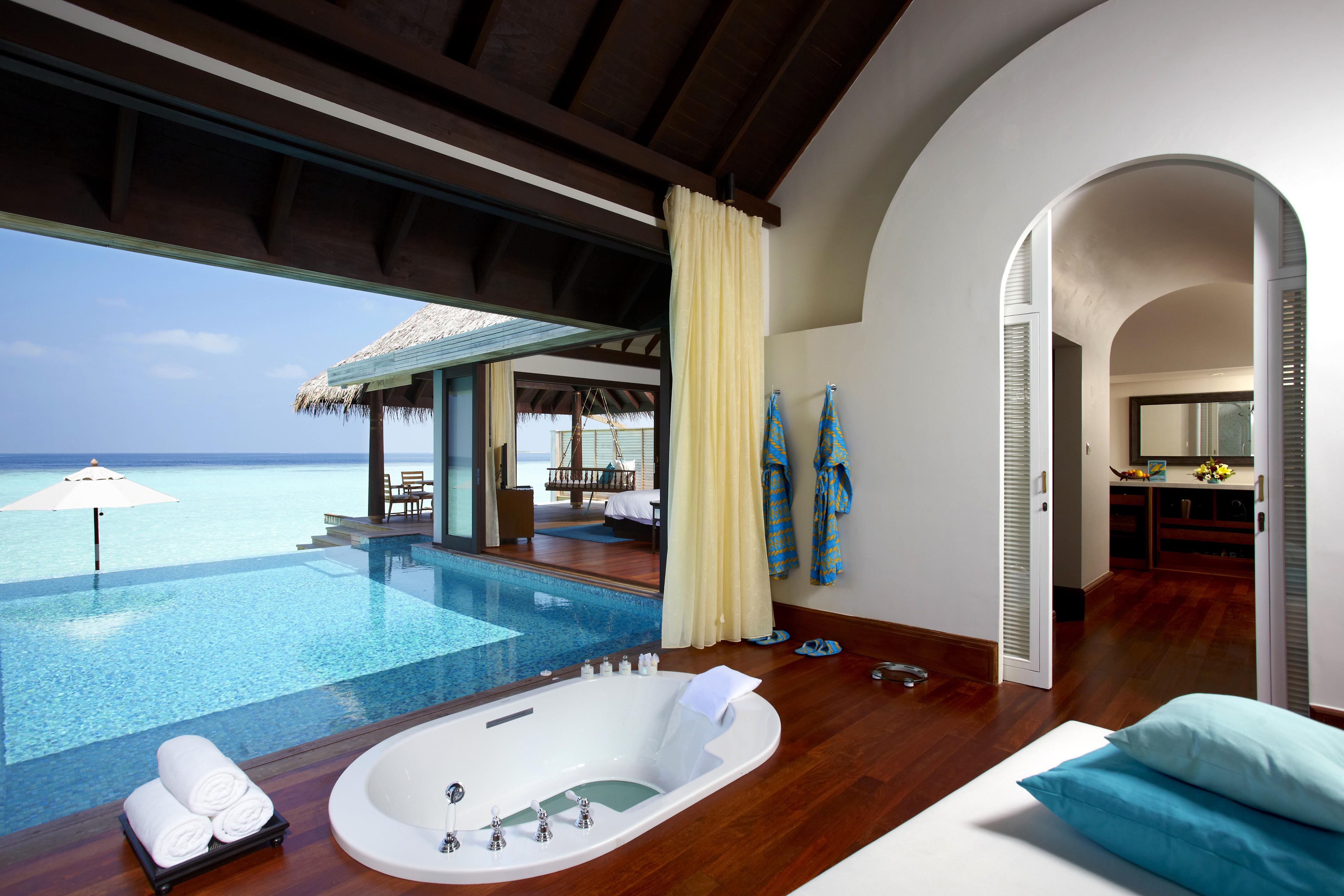 Relax en Maldivas – Estancia en Overwater