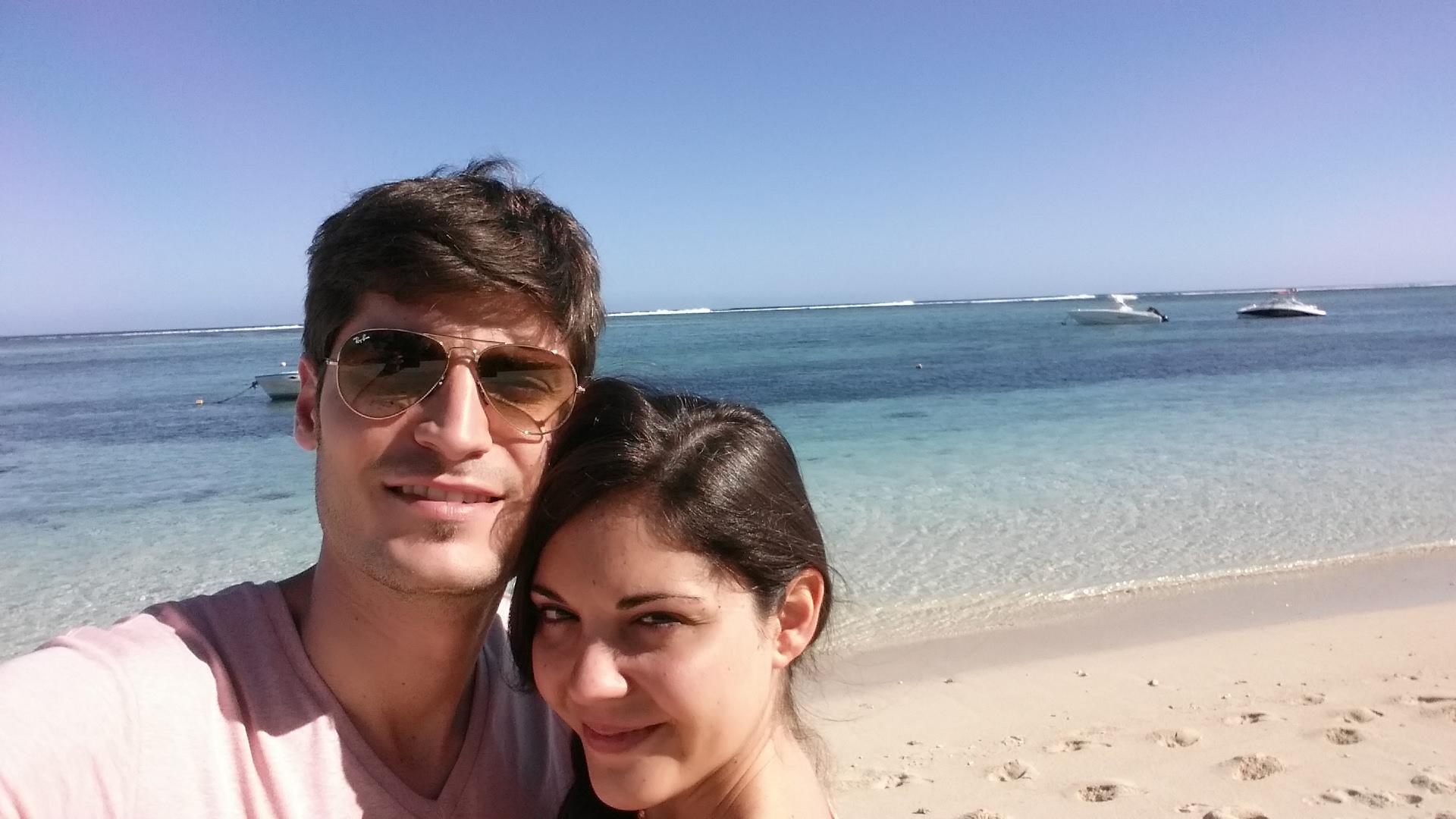 Jessica y David: Praga e Islas Mauricio