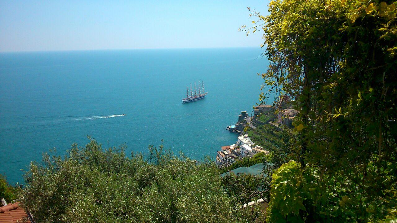 Un paseo por la Costa Amalfitana