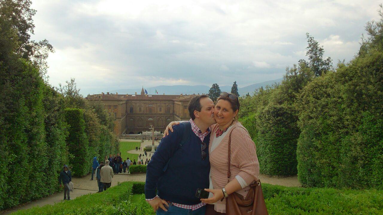 Fátima y Paco: Venecia, Florencia, Roma y Costa Amalfitana