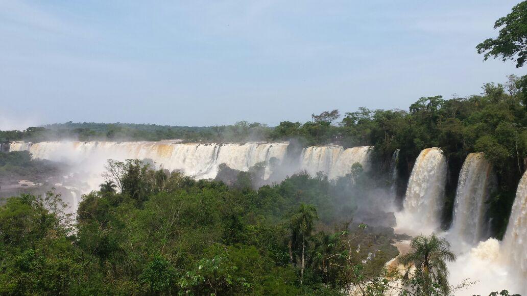 La gran aventura en Iguazú