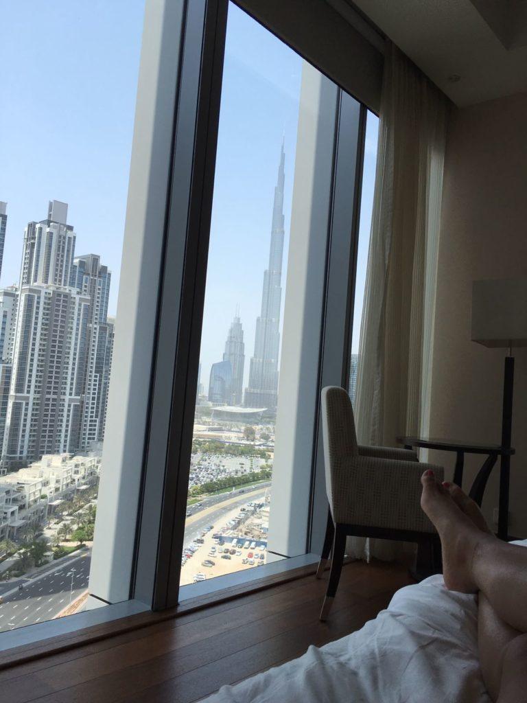 OBEROI HOTEL DUBAI-Suite deluxe