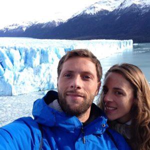 Luna de miel Perito Moreno Argentina