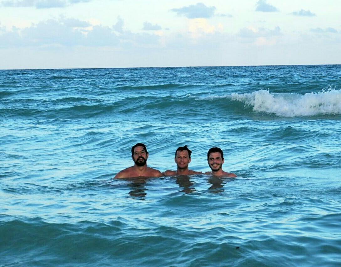 Al sol caribeño, viajando a México en familia.