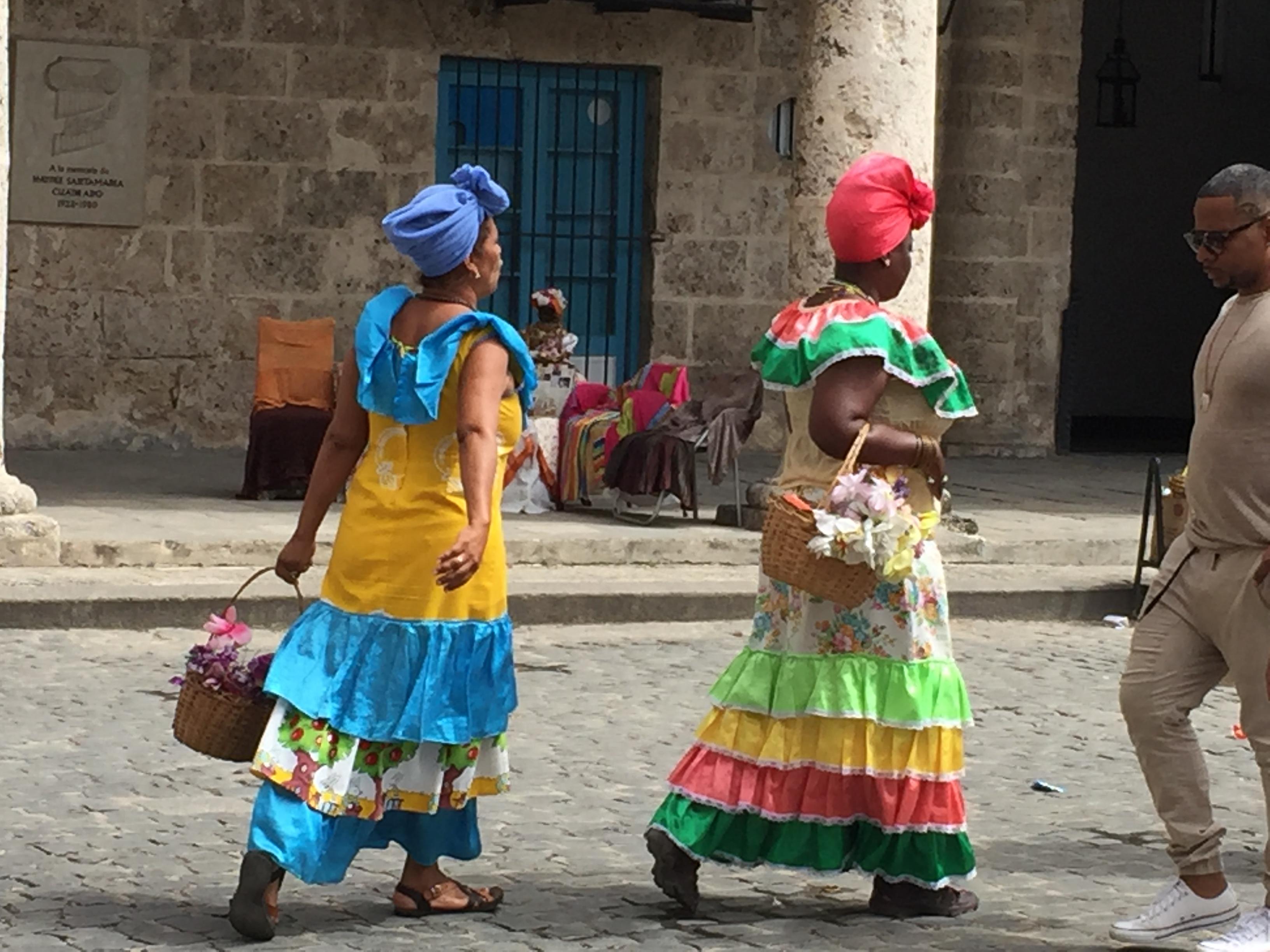 Perlas Cubanas en el puente de Diciembre!