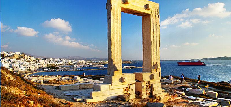 Junio 2018- Islas Griegas, desconexión en el Egeo