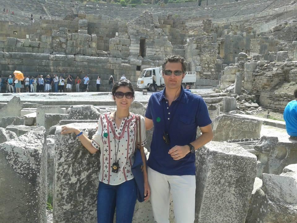 Eva y Fernando: Florencia, Venecia e Islas Griegas