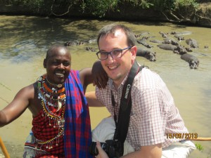 Rosa y Rosendo: Kenya y Seychelles