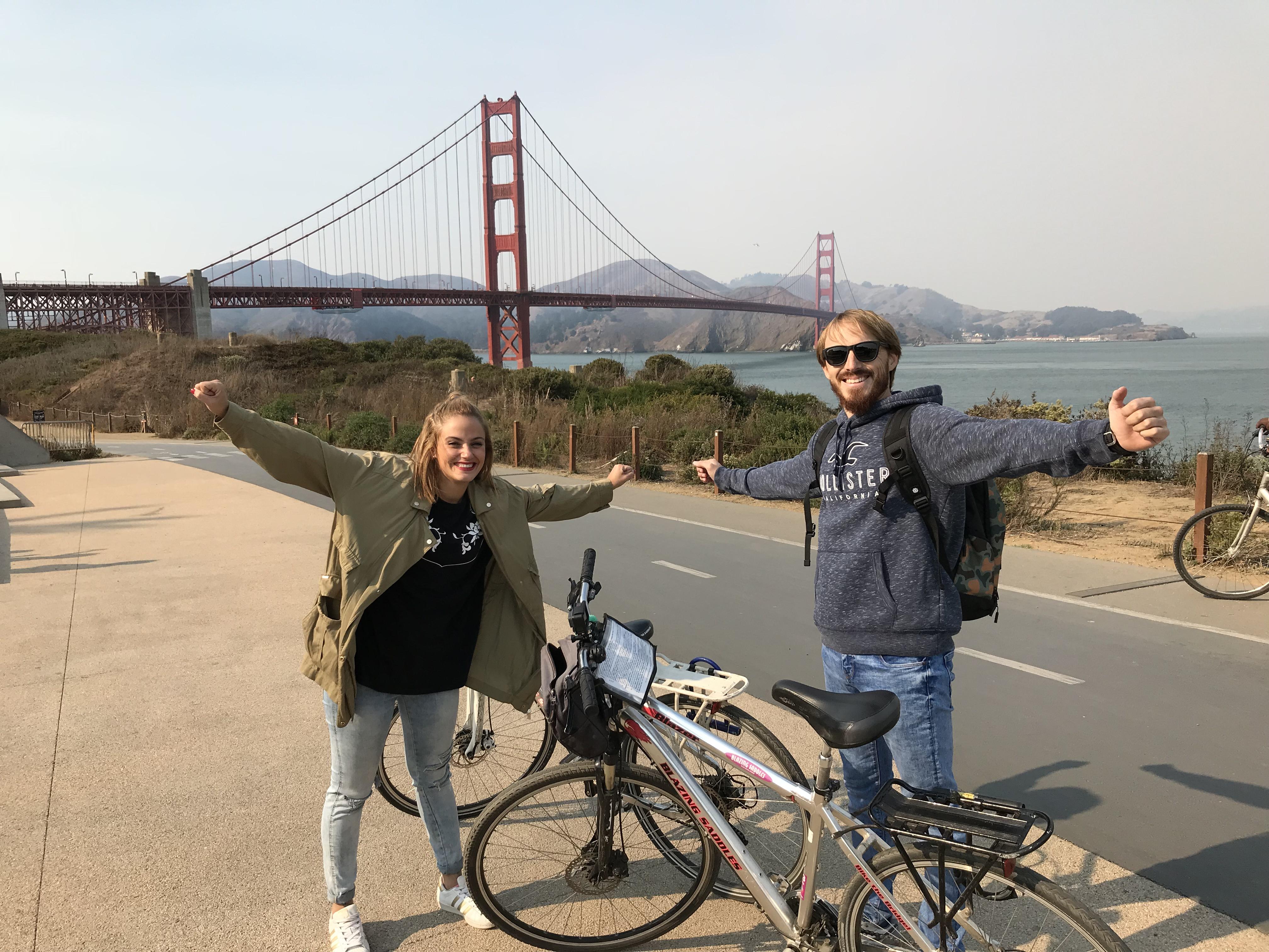 Recorriendo la Costa Oeste en Mustang, de San Francisco a Los Ángeles.