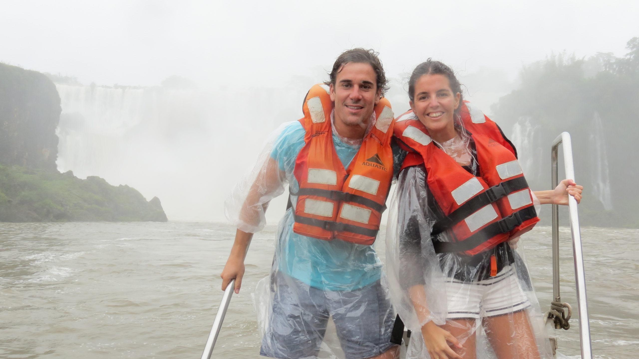 Rocío y Néstor, Argentina y Brasil, una combinación perfecta para un viaje inolvidable!
