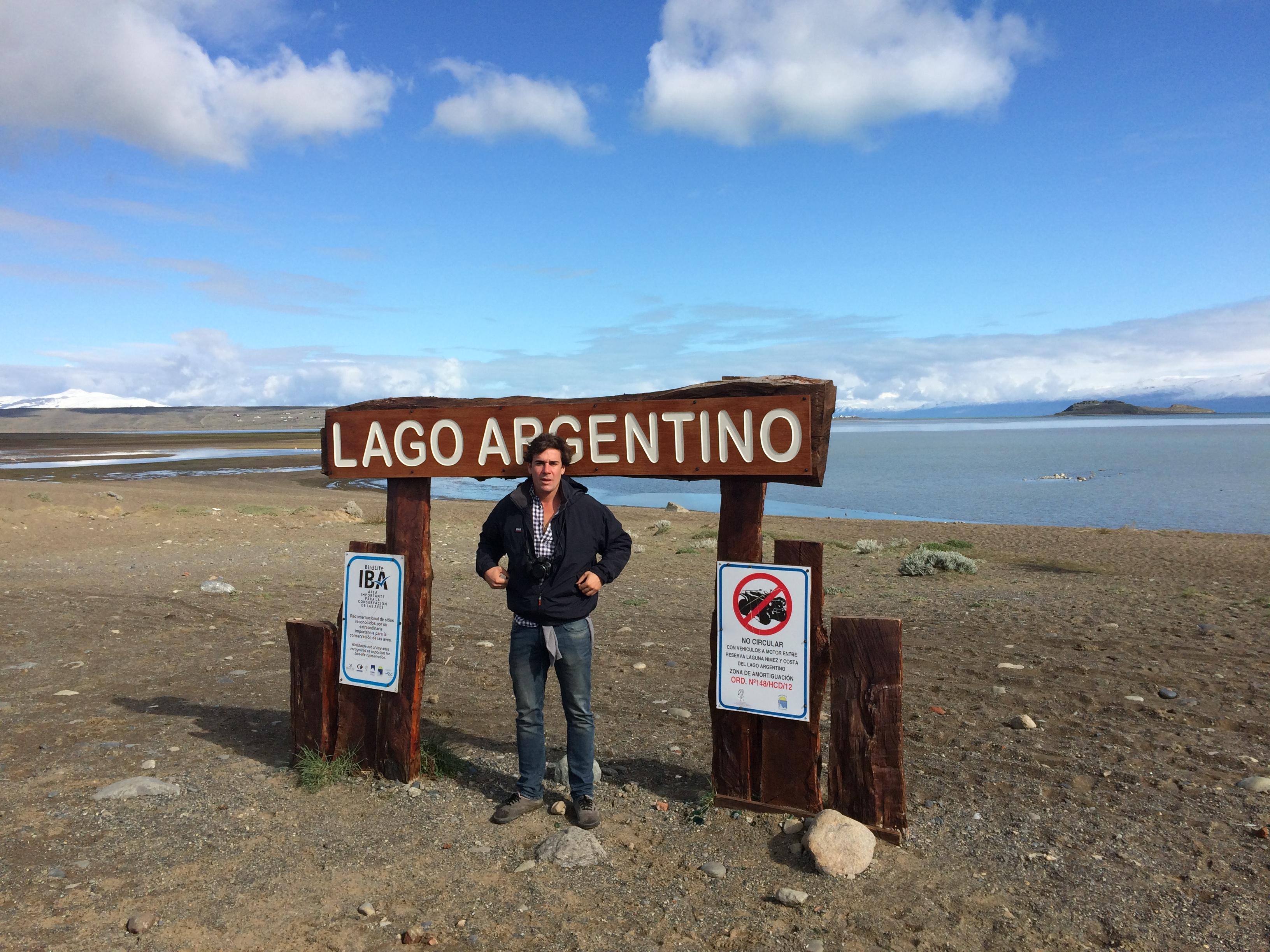 9 lago argentino