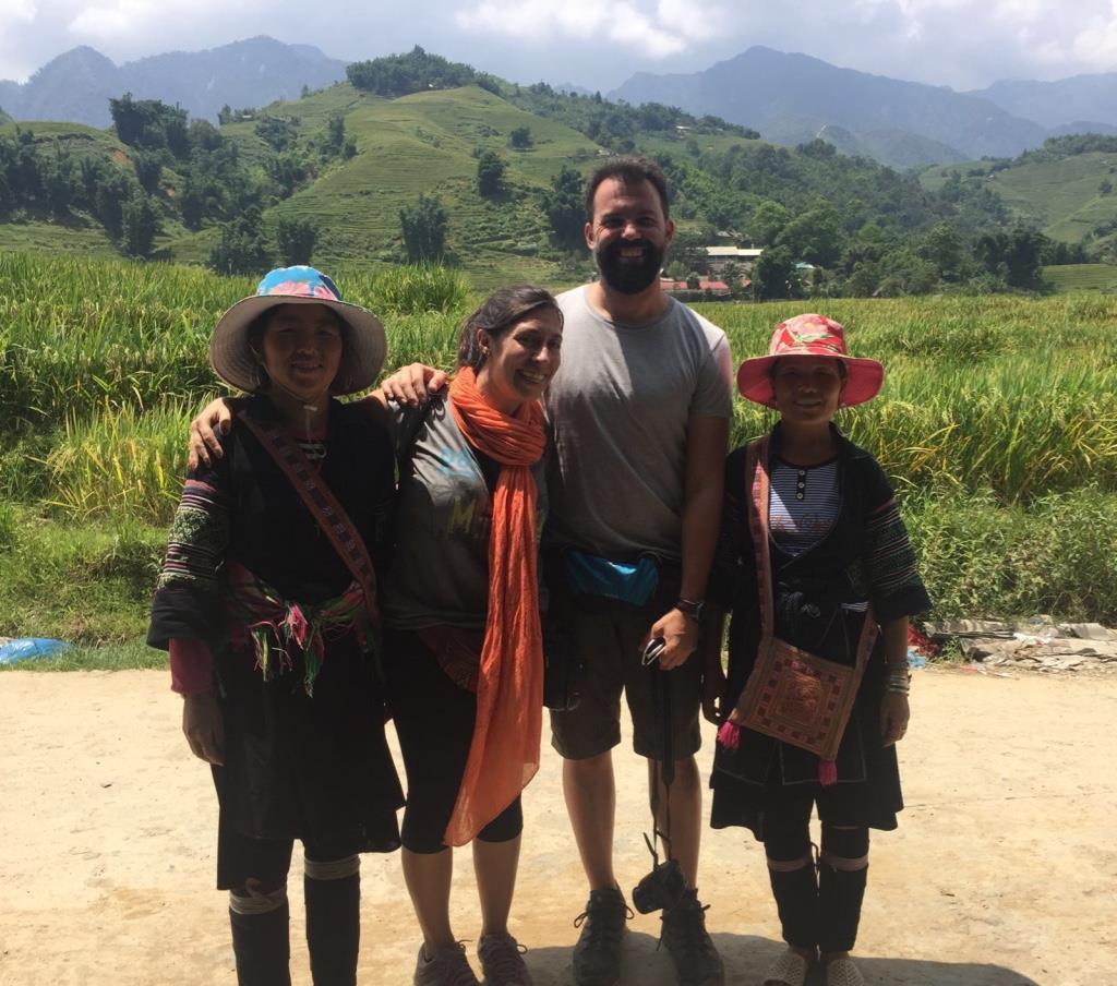 Viajando por Vietnam…y relax en Pangkor laut, isla de Malasia