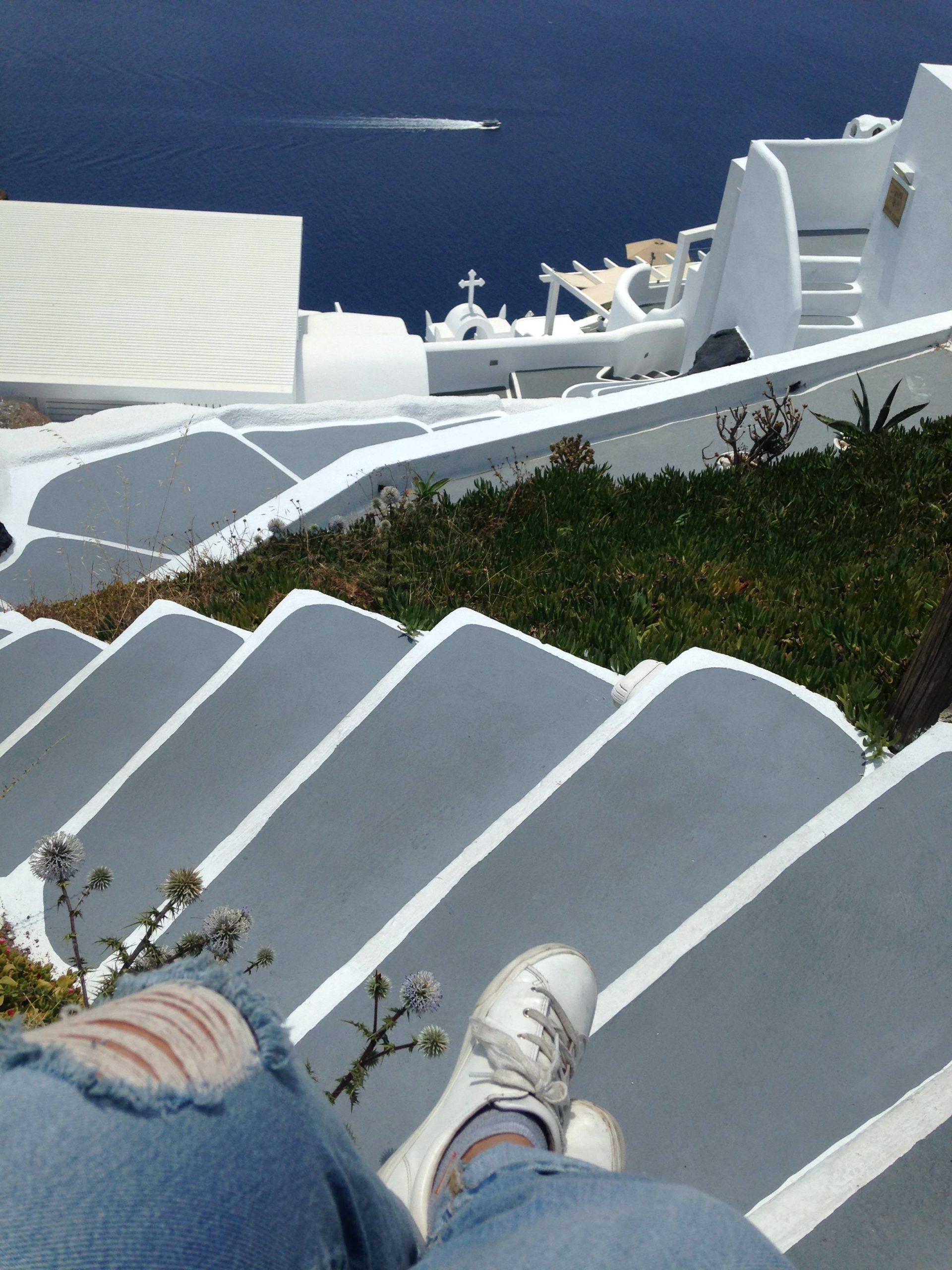Águeda y  Diego , una luna de miel con sabor mediterráneo