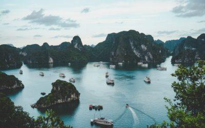 Vietnam y Bali con amigas!