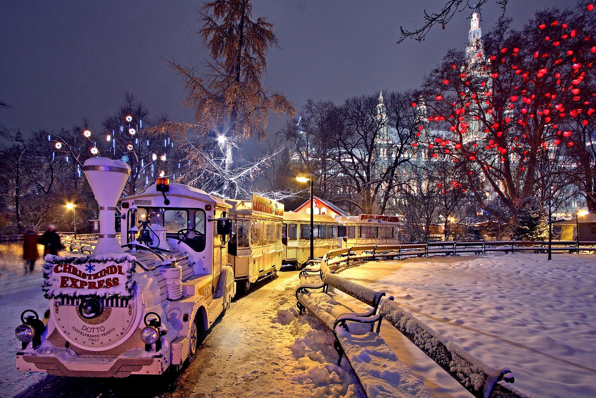Mercados de Navidad en el Danubio