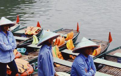 Ninh Binh, la menos conocida de Vietnam